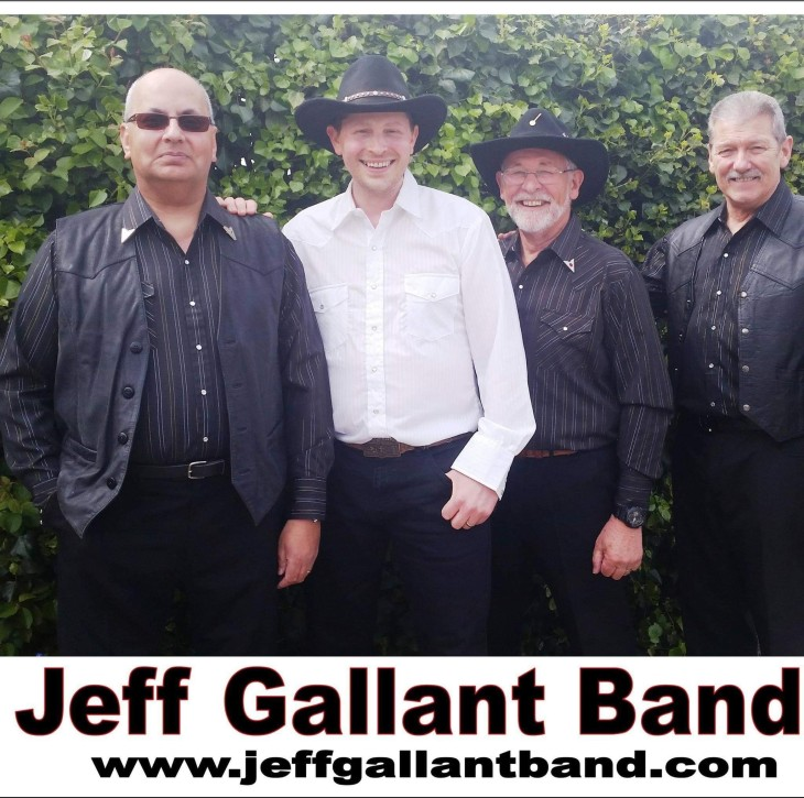 Jeff Gallant Band (country & western)