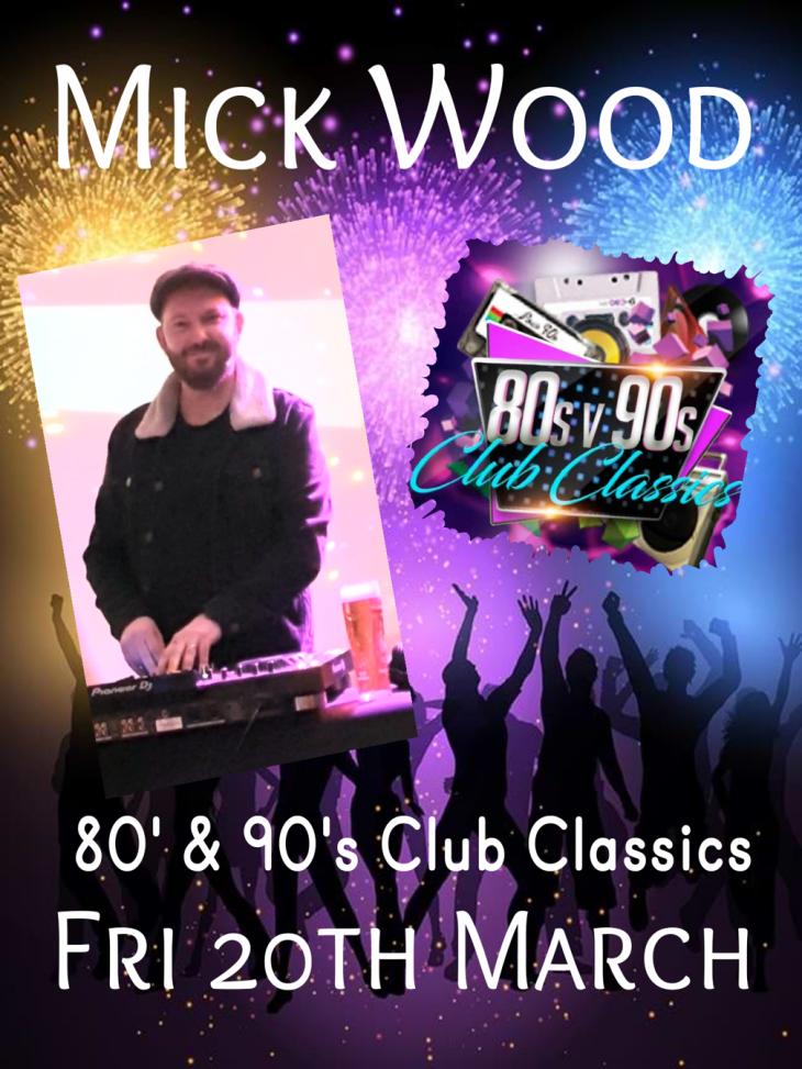 DJ MICK WOOD
