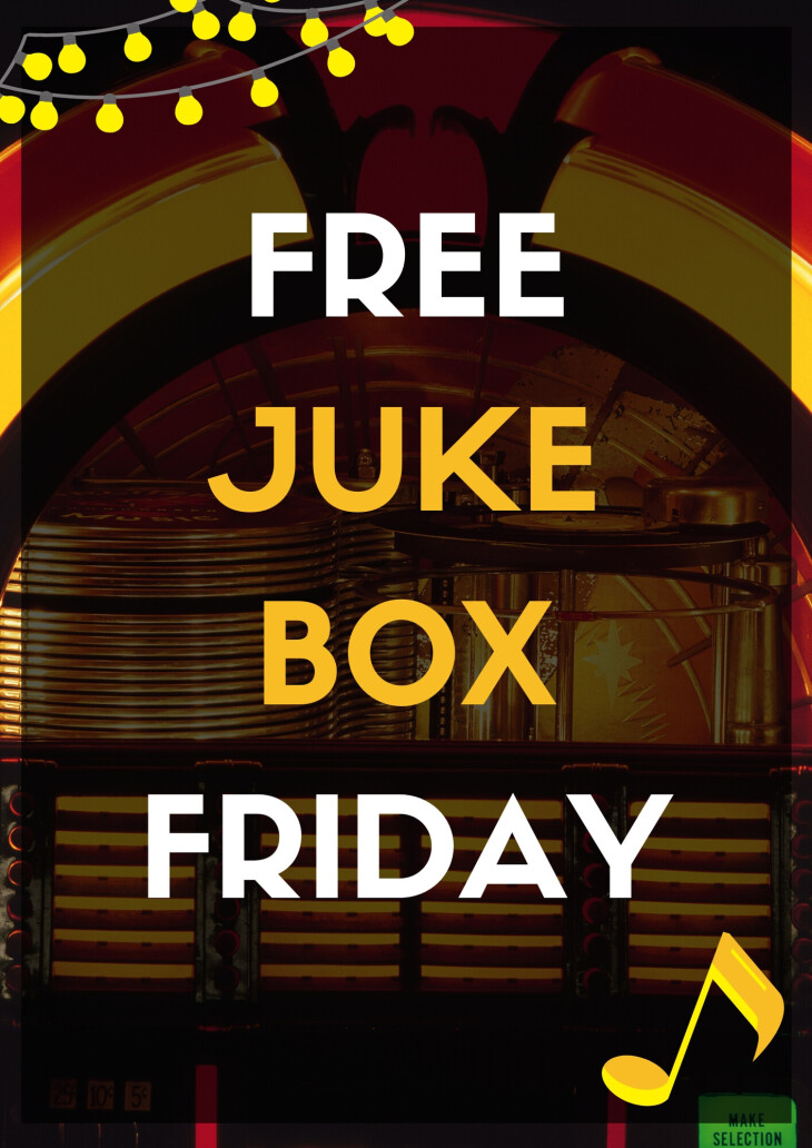 Free Juke Box Fridays