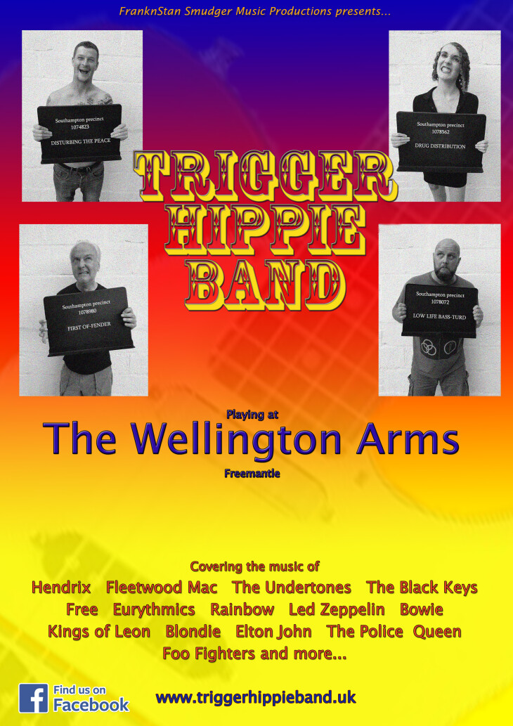 Trigger Hippie @ The Welly
