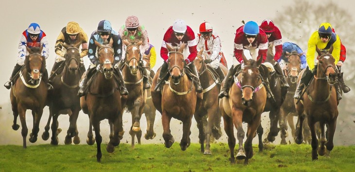 Charity Race afternoon