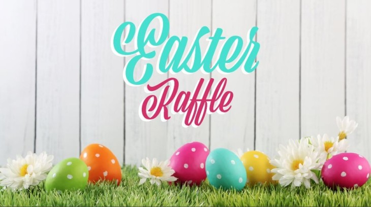 Charity Easter Raffle and Auction