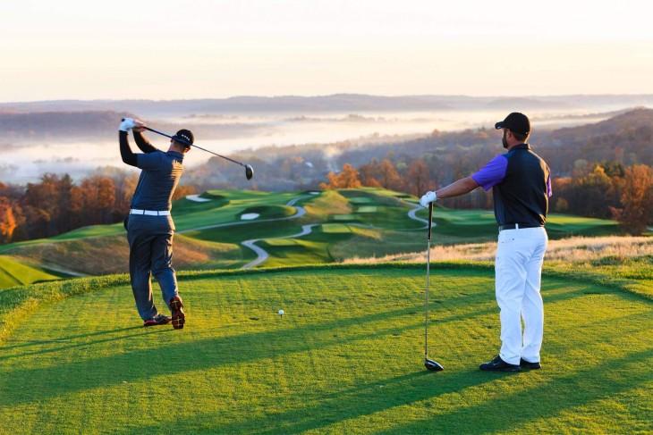 Golf Society - Chris Heath Plate