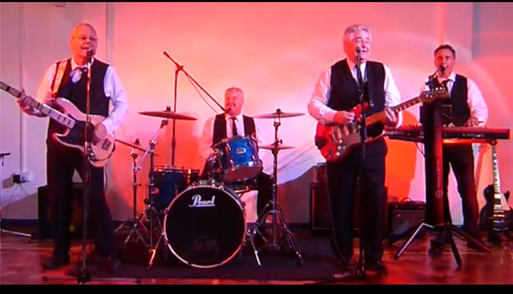 Key Notes (4-piece 60s show band)