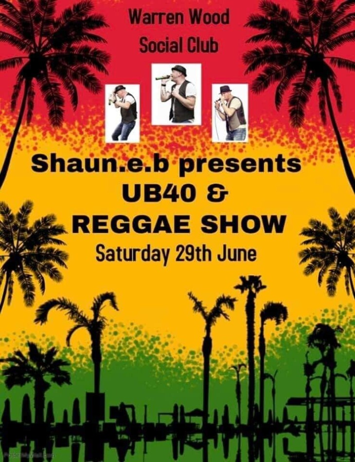 UB40 & Reggae Show