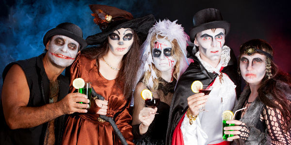 Adults Halloween Party