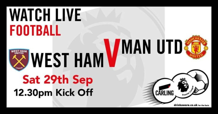 West Ham vs Man Utd