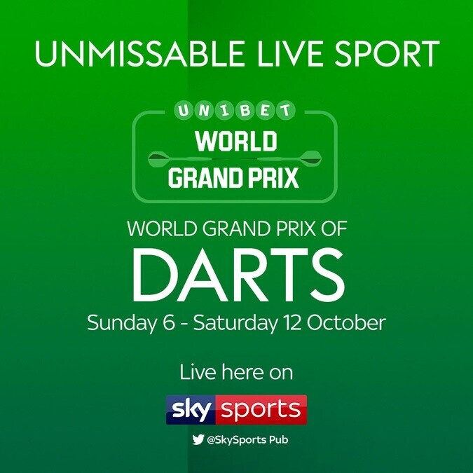 World GP of Darts