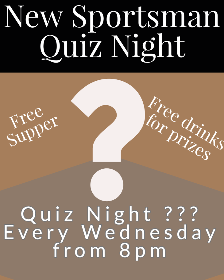 QUIZ NIGHT ??