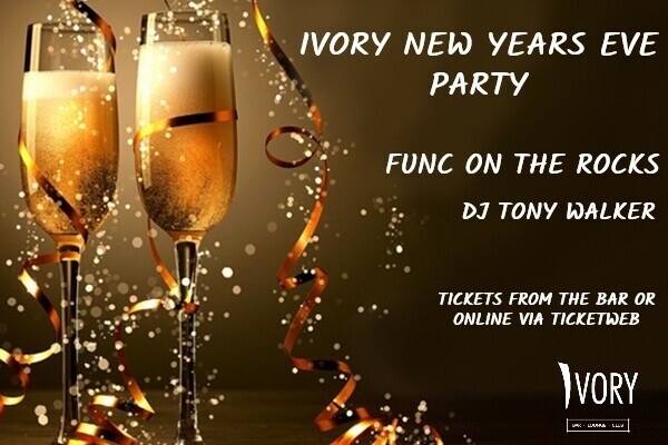 IVORY NEW YEARS EVE EXTRAVAGANZA!!!