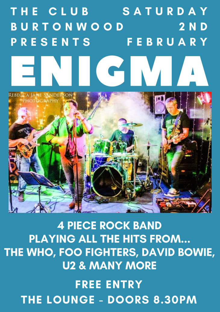 Live In The Lounge: Enigma - Band