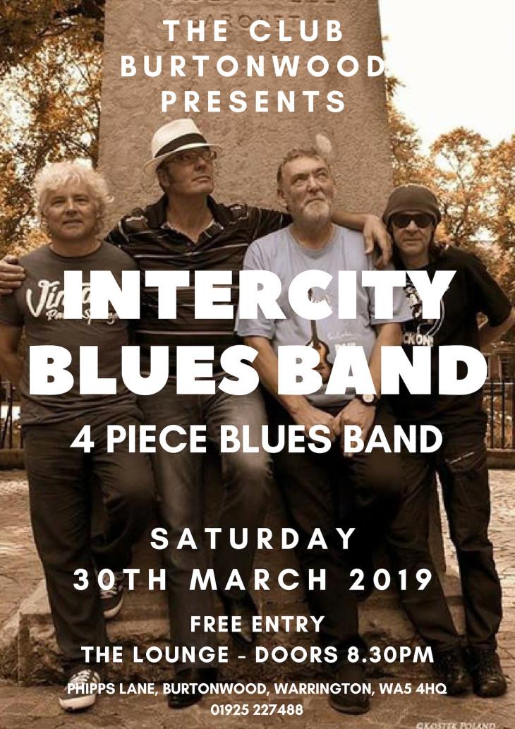 Intercity Blues Band