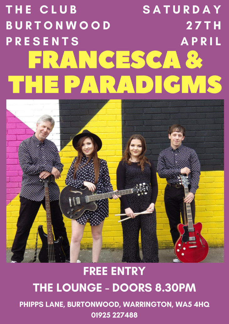 Francesca and The Paradigms