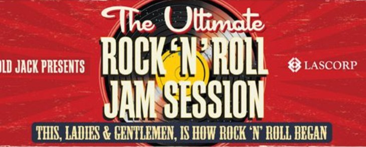 The Rock `n` Roll Jam Session.