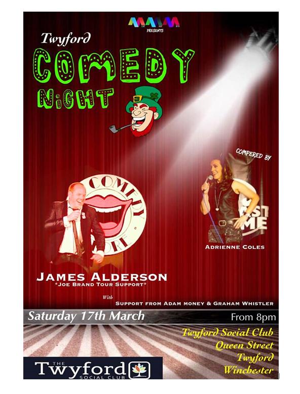 Twyford Comedy Night