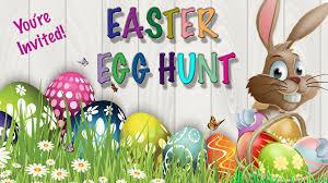 Twyford Social Club Easter egg hunt