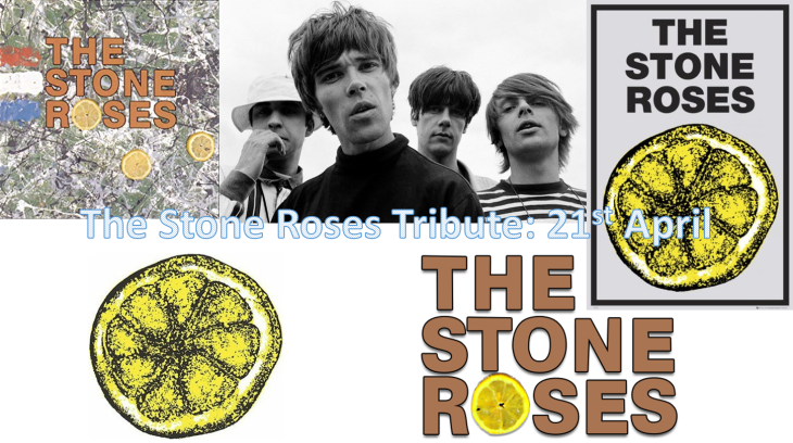 The Stone Roses Tribute Band