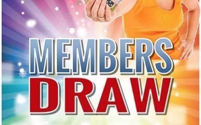 Membership Draw & Meat Raffle