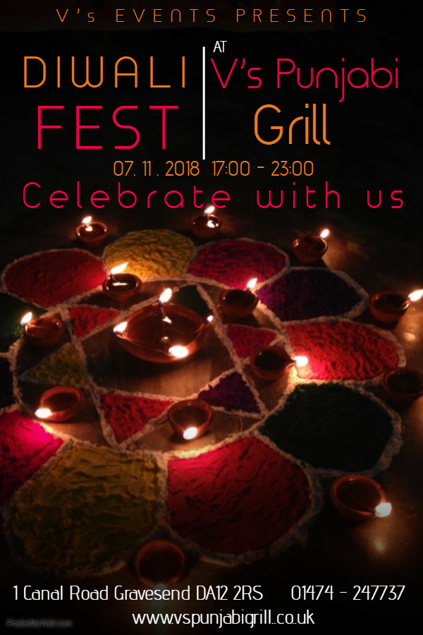 Celebrate Diwali with us