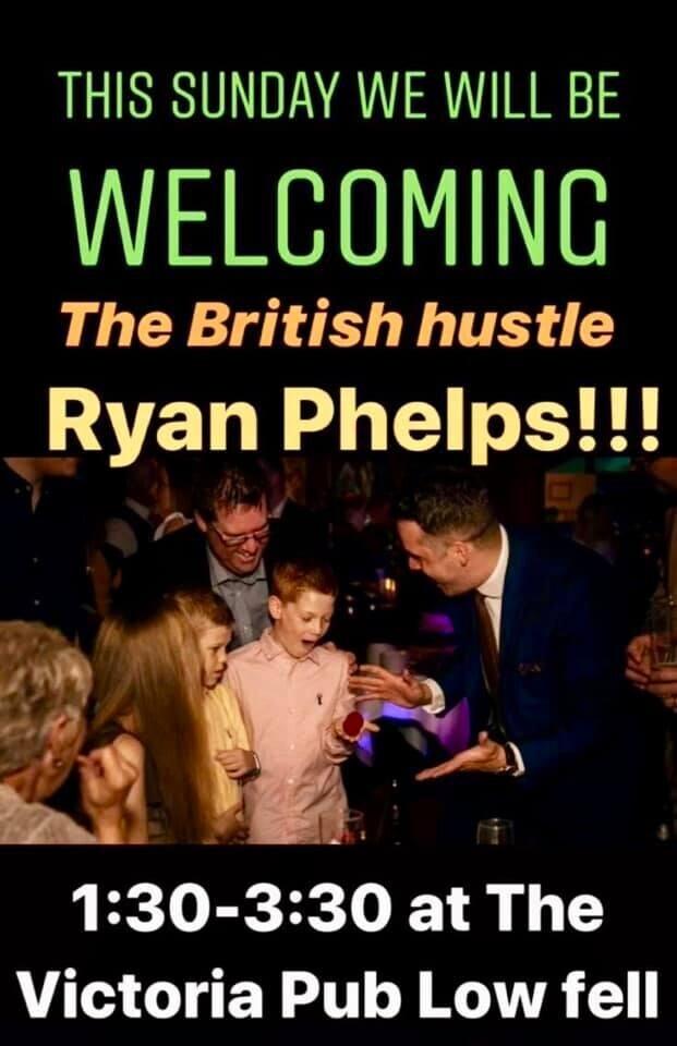 The British Hustle