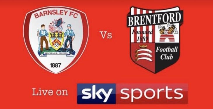 Barnsley v Brentford