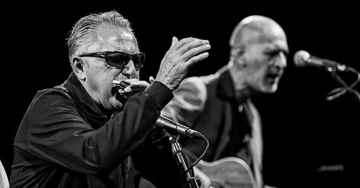 Lamb & Strentz live acoustic blues