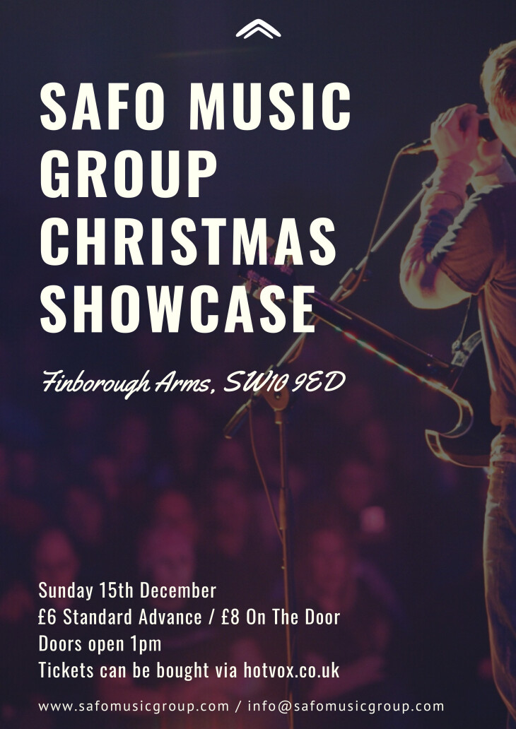 SAFO Christmas Showcase