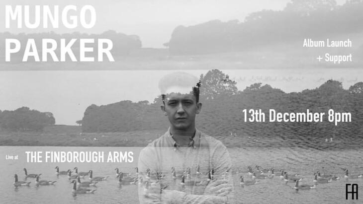 Mungo Parker Album Launch