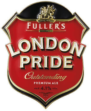 Free pints of London Pride