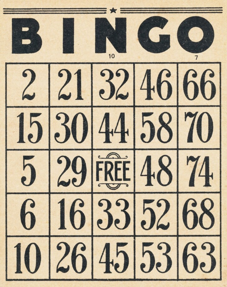 BINGO NIGHT