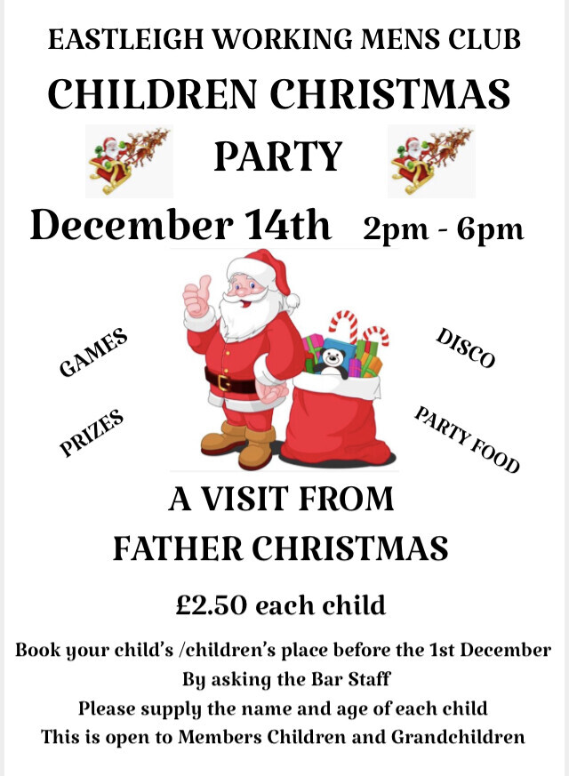Christmas Children Party