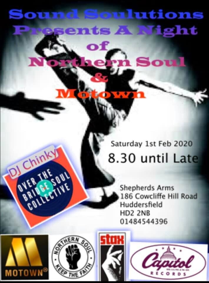 Motown and Northern Soul Night