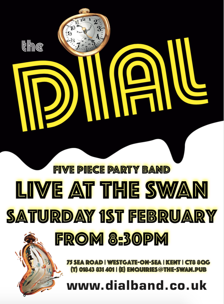 The Dial live @ The Swan