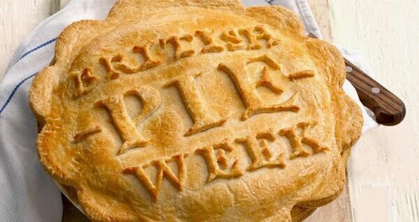 British Pie Week Pie & Mash