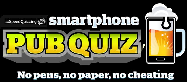 Smartphone Pub Quiz!!