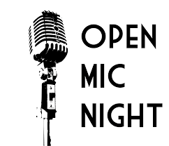 Open Mic Night...
