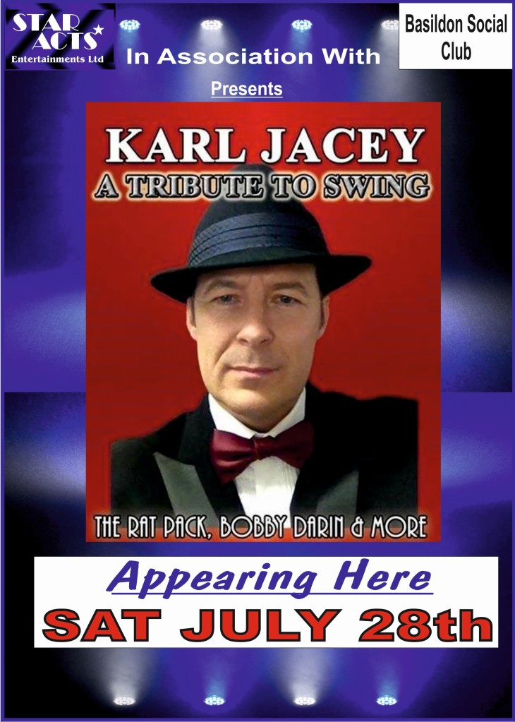 Karl Jacey in the Lounge