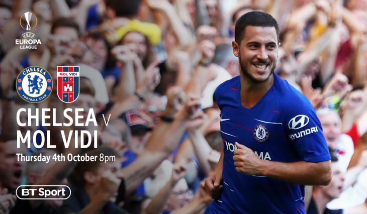 Chelsea v mol vidi