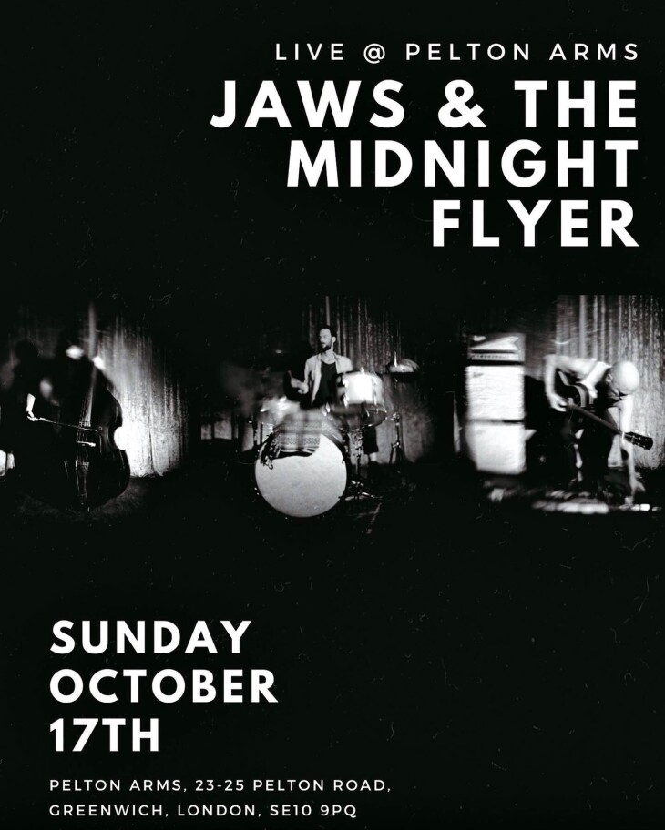 Jaws and The Midnight Flyer