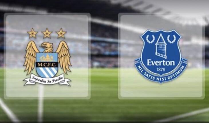 Man City v Everton