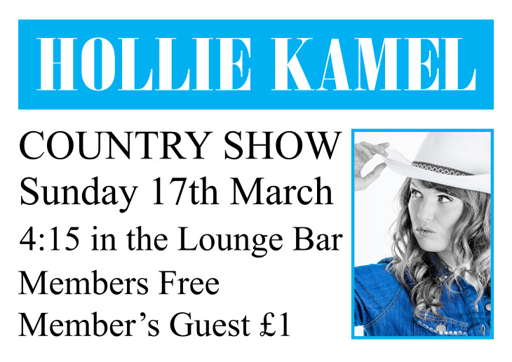 Hollie Kamel - Country Show