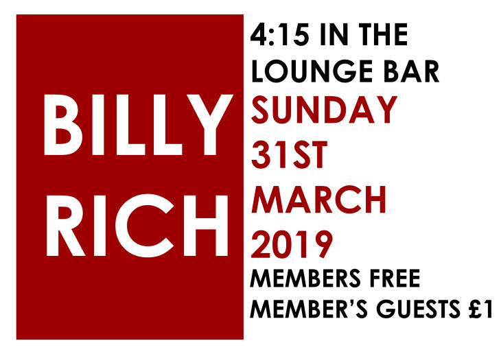Billy Rich