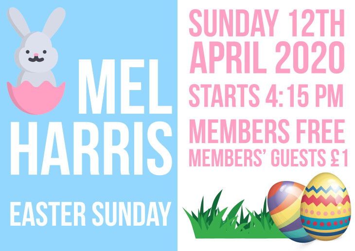 Easter Sunday with Mel Harris