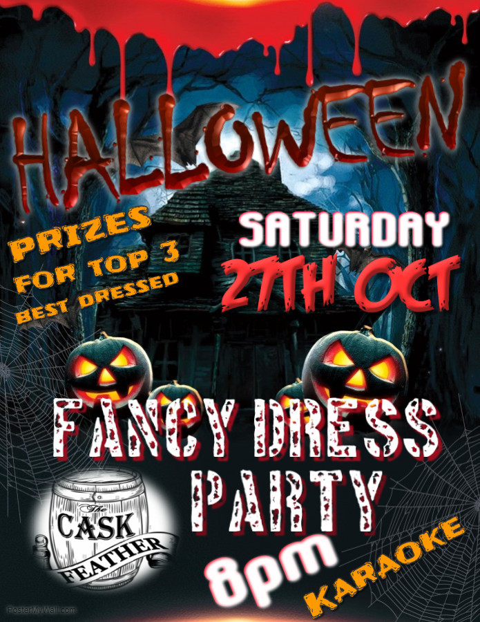 Adults Halloween Fancy dress party
