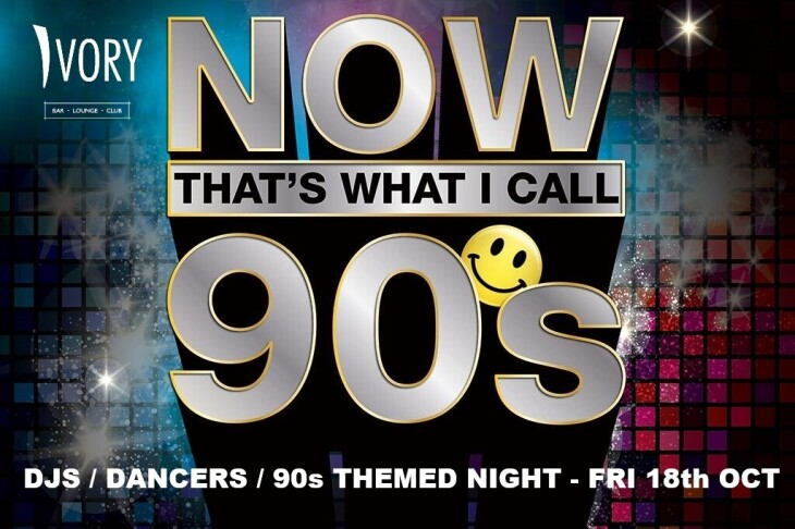 NOW THATS WHAT IVORY CALL 90S