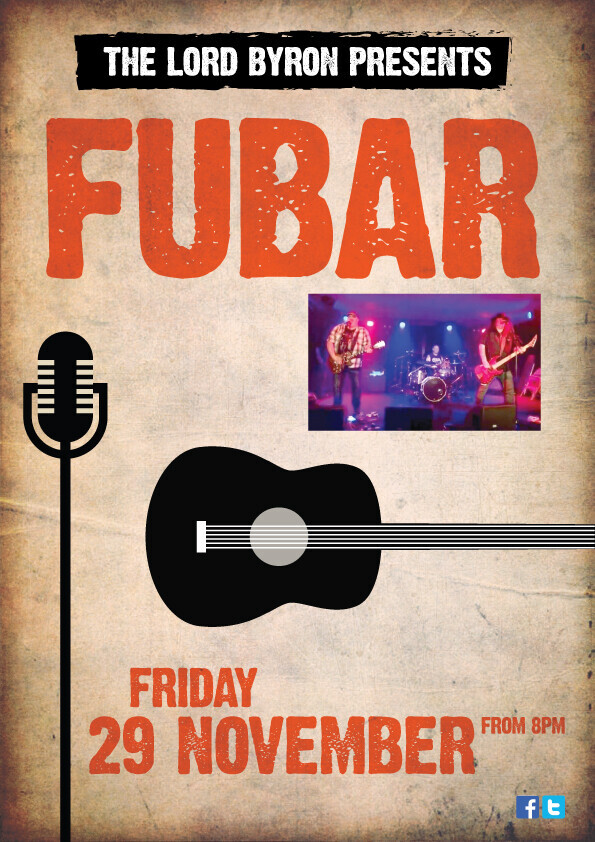 FUBAR Live in Lounge