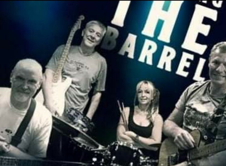 Live music - Scraping the Barrel