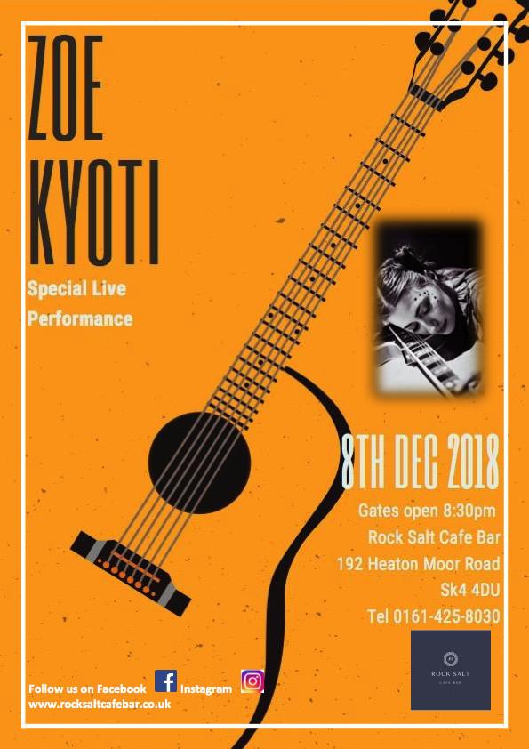 Zoe Kyoto