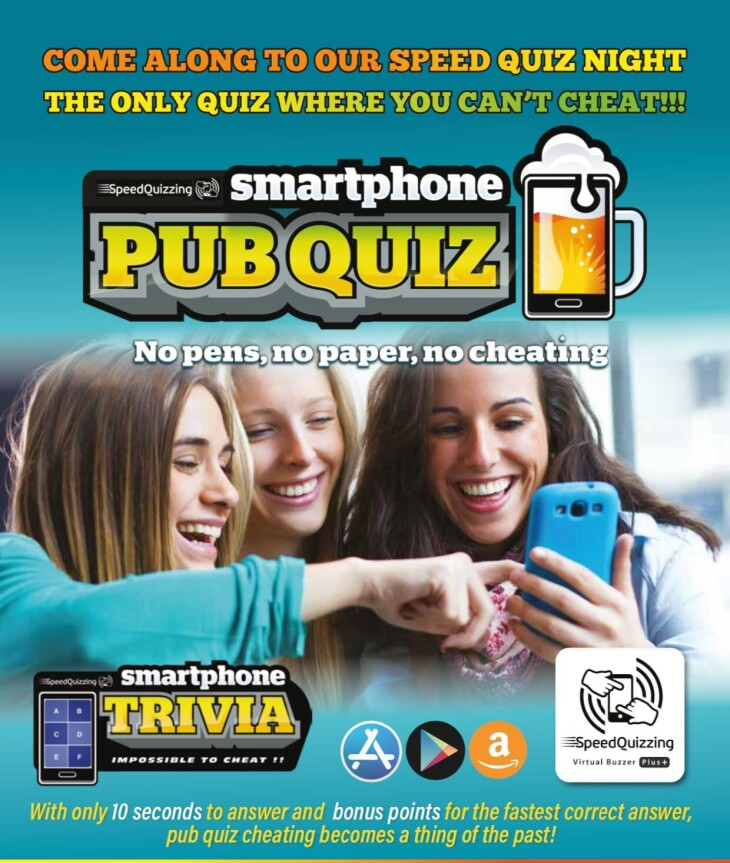 SPEED QUIZZING