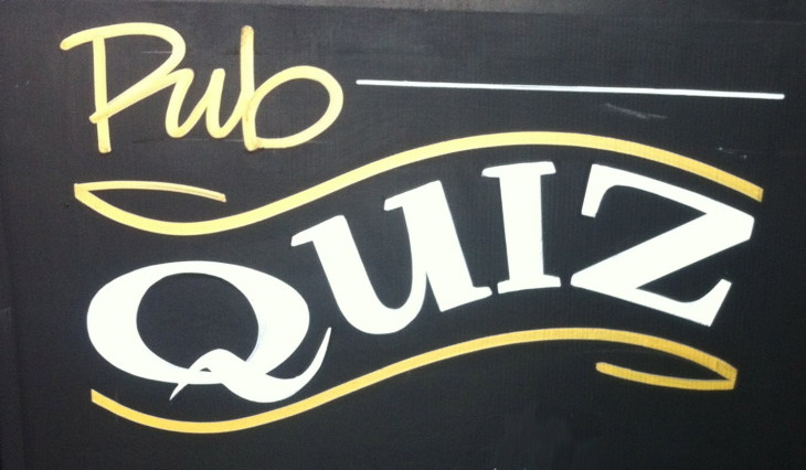 Quiz Night @ The Bruce